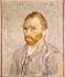 Self-portrait by Vincent Van Gogh (1823-1890), Dutch painter. Paris, Musée d'Orsay.     © Roger-Viollet