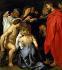 "Pierre-Paul Rubens (1577-1640). ""La résurrection de Lazare"", 1600-1640. Turin (Italie), galerie Sabauda. © Alinari/Roger-Viollet"