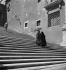 Nuns. Rome (Italy). © Gaston Paris / Roger-Viollet