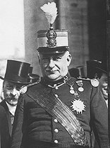 Miguel Primo de Rivera (1870-1930), Spanish General and statesman. © Roger-Viollet