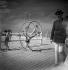 Rhonrad in Deauville (Calvados), August 1936. © Boris Lipnitzki / Roger-Viollet