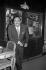Dario Moreno (1921-1968), Turkish-born French actor and singer. Paris, Club Saint-Hilaire nightclub, 1962. © Noa / Roger-Viollet