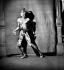 """""""Prélude à l'après-midi d'un faune"""" de Claude Debussy à l'Opéra. Chorégraphie de Serge Lifar. Paris, février 1949. © Boris Lipnitzki / Roger-Viollet"""