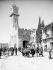La porte de Jaffa. Jérusalem (Palestine, Israël), 1914. © Jacques Boyer / Roger-Viollet