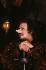 """Jean-Paul Belmondo, comédien français, dans """"Cyrano"""". Paris, 29 janvier 1990.  © Jean-Pierre Couderc/Roger-Viollet"""