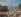 """Josquin (actif au milieu du XIXème siècle). """"Campement de troupes sur le boulevard du Temple, pendant les journées de juin 1848"""". Huile sur toile, 1848. Paris, musée Carnavalet. © Musée Carnavalet/Roger-Viollet"""