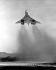 Premier vol du Concorde, au décollage. Toulouse, 2 mars 1969. © TopFoto / Roger-Viollet