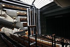 Room of the Opera Bastille (architect: Carlos Ott). Paris, on November 27, 2010. © Colette Masson/Roger-Viollet