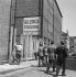Studios de cinéma des Buttes-Chaumont. Paris. © Gaston Paris / Roger-Viollet