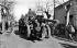 Guerre d'Espagne (1936-1939). Soldats espagnols de l'armée gouvernementale se réfugiant en France, 1939. © LAPI/Roger-Viollet