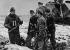 Guerre 1939-1945. Bataille des Ardennes. Briefing d'une division de chars de l'armée allemande, vers le 20 décembre 1944. © Ullstein Bild / Roger-Viollet