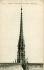 Cathédrale Notre-Dame, la flèche. Paris (IVème arr.). Carte postale. © Roger-Viollet