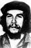 Che Guevara (Ernesto Rafael Guevara, 1928-1967), révolutionnaire cubain d'origine argentine, compagnon de Fidel Castro. © Roger-Viollet