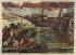 Anonymous. Reconstruction of old America. Lithograph. 1880-1900. Paris, musée Carnavalet.  © Musée Carnavalet / Roger-Viollet