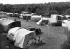 Vaux-sur-Mer (Charente-Maritime). The campsite, about 1955. CAP - 1514A © CAP/Roger-Viollet