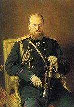 November 1st, 1894 (125 years ago) : Death of Emperor Alexander III of Russia (1845-1894)
