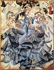 "Gino Severini (1883-1966). ""Danseuse bleue"". Huile sur toile, 1912. Venise (Italie), collection Peggy Guggenheim. © Iberfoto / Roger-Viollet"