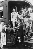 Revolution in Mexico (1910-1920). Government train. © Roger-Viollet