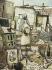 "Foujita (Léonard Tsuguharu Foujita, 1886-1968). ""Je reviens de suite"". Huile sur toile, 1946. Paris, musée d'Art moderne. © Musée d'Art Moderne/Roger-Viollet"