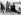 Guerre 1939-1945. Winston Churchill (1874-1965), homme d'Etat britannique, arrivant au port de Mulberry en Normandie pendant le débarquement des alliés. France (Calvados), juin 1944. © TopFoto / Roger-Viollet