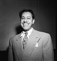 November 18, 1994 (25 years ago) : Death of Cab Calloway (1907-1994), American jazz singer and conductor © William Gottlieb/Underwood Archives / The Image Works / Roger-Viollet