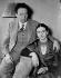 Diego Rivera (1886-1957) et sa femme Frida Kahlo (1907-1954), peintres mexicains. New York (Etats-Unis).   © TopFoto / Roger-Viollet