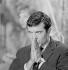 "Shooting of ""Ce soir ou jamais"", film by Michel Deville. Guy Bedos. France, 1961. © Alain Adler / Roger-Viollet"