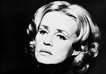 Jeanne Moreau, French actress. © Roger-Viollet