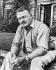 Ernest Hemingway (1899-1961), écrivain américain. © Ullstein Bild/Roger-Viollet