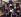 Inauguration de la première soirée Dada dans la boutique d'Otto Burchardt, marchand de tableaux allemand. De g. à dr. : Raoul Hausmann, Otto Burchardt, Johannes Bader, Wieland et Margarete Herzfelde, George Grosz et John Heartfield. Assis : Hannah Höch et Otto Schmalhausen. Berlin (Allemagne), 5 juin 1920. © Bilderwelt/Roger-Viollet