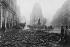 Crue de la Seine. Paris, avenue Ledru-Rollin, rue Traversière et place Beaumartin (XIIème arr.), 1910. © Maurice-Louis Branger/Roger-Viollet