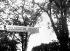 "Indochine. Banderole ""A bas la colonisation"".  © Roger-Viollet"