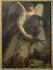 "Orazio Gentileschi (1563-1647). ""Saint François et l'Ange"", 1612-1614. Rome (Italie), palais Barberini. © Alinari/Roger-Viollet"