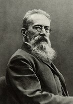March 15, 1844 (175 years ago) : Birth of Nikolai Rimsky-Korsakov (1844-1908), Russian composer
