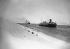 Le canal de Suez. © Albert Harlingue/Roger-Viollet