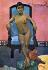 """Paul Gauguin (1848-1903). """"Aita Parari te Tamari Vahine Judith"""". Huile sur toile, vers 1893. Collection privée. © TopFoto/Roger-Viollet"""