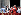 """La famille royale britannique lors de la cérémonie de """"Trooping the Colour"""" (Salut aux couleurs). La princesse Diana, la princesse Marie-Christine von Reibnitz (épouse de Michael de Kent), la reine Elisabeth II, le prince Philip, la princesse Margaret et le prince Andrew. Londres (Angleterre), palais de Buckingham, 1984. © TopFoto/Roger-Viollet"""