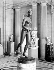 """Jean-Antoine Houdon (1741-1828). """"Diane"""". Sculpture. Paris, musée du Louvre. © Léopold Mercier/Roger-Viollet"""