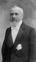 Emile Loubet (1838-1929), President of the French Republic from 1899 to 1906. © Neurdein / Roger-Viollet