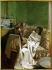 Edgar Degas (1834-1917). The chiropodist, 1873. Paris, musée d'Orsay © Roger-Viollet