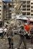 Guerre au Liban. Attentat contre l'ambassade américaine. Beyrouth, avril 1983. © Françoise Demulder / Roger-Viollet