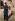 Mao Zedong (1893-1976), homme d'Etat chinois, à Yan'an à la fin de la longue marche.  Affiche chinoise. © Roger-Viollet