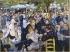 """Auguste Renoir (1841-1919). """"Le Moulin de la Galette"""". Huile sur toile, 1876. Paris, musée d'Orsay. © Roger-Viollet"""