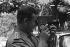 Cuba. Iouri Gagarine, cosmonaute soviétique, avec sa caméra. Vers 1960.      © Gilberto Ante / BFC / Gilberto Ante / Roger-Viollet
