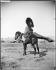 Spahis de l'Oudjac. Kairouan (Tunisie), vers 1900. © E. Neurdein / Neurdein / Roger-Viollet