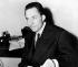 Albert Camus, écrivain français (1913-1960). 18 octobre 1957.  © TopFoto/Roger-Viollet