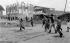 Lebanese Civil War (1975-1990). Christian Falangists attacked Palestine refugees settled since 1947 in the camp of the Quarantine district. Beirut (Lebanon), January 1976. © Françoise Demulder / Roger-Viollet
