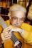 Alexandre Lagoya (1929-1999), guitariste français. France, 18 novembre 1994. © Colette Masson / Roger-Viollet