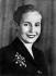 Eva Perón (born Duarte, 1919-1952), wife of Juan Domingo Perón, Argentinian President. © Roger-Viollet