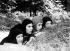 """Cinq femmes marquées"", film de Martin Ritt. De gauche à droite : Carla Gravina, Silvana Mangano, Jeanne Moreau, Barbara Bel Geddes et Vera Miles. Italie/Etats-Unis, 1960. © TopFoto/Roger-Viollet"